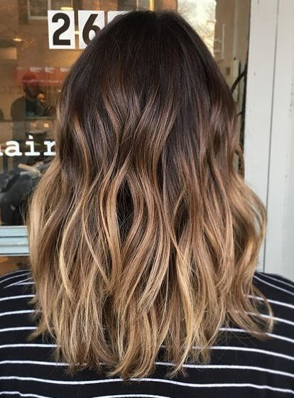 Learn About Balayage; The Perfect Hair Coloring Technique